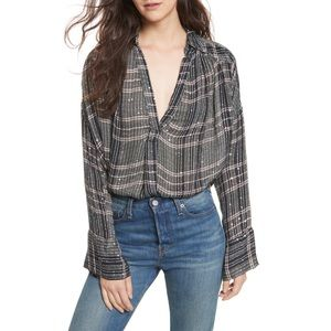 Free People Tops - Free People Fearless Love Pullover